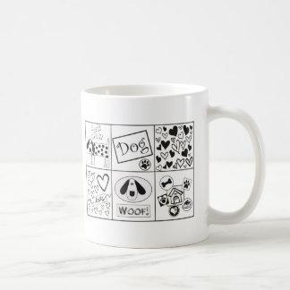 Caneca Quadrinhos Tasse À Café