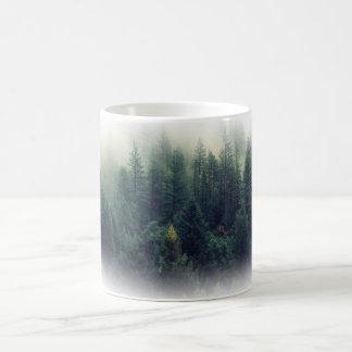 Canette forêt de sapins/Pine le plus forest mug