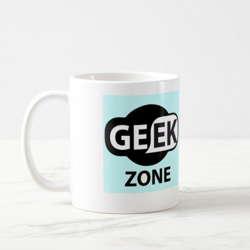 Canette Geek Zone Tasse À Café