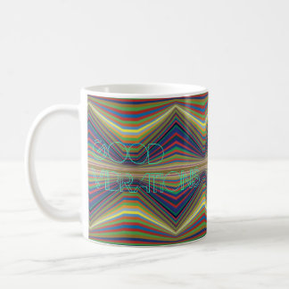 Canette Good Vibrations Mug Blanc