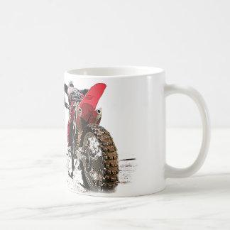 canette moto-cross mug