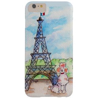 Caniche à Paris Coque iPhone 6 Plus Barely There