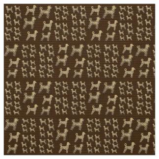 Caniches de tissu de polyester faits sur commande