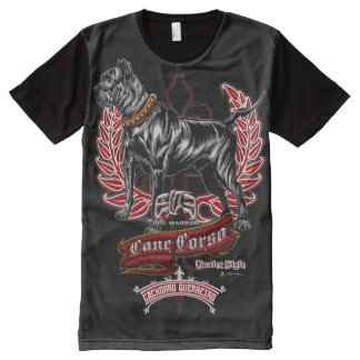 Canne Corso - chasseur d'élite de T-shirt - par