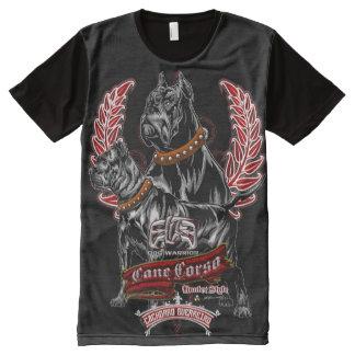 Canne Corso - chasseur d'élite T-shirt Tout Imprimé
