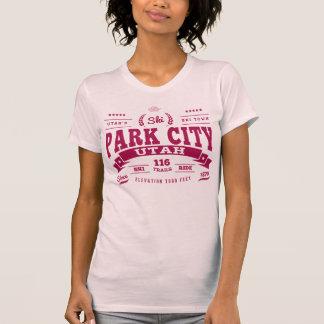 Canneberge de cru de Park City T-shirt