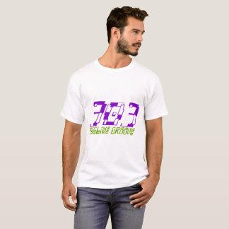 Cannelure 1 de 303 Bassline T-shirt