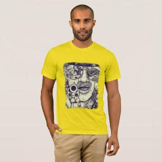 Cannette de fil de voleur t-shirt