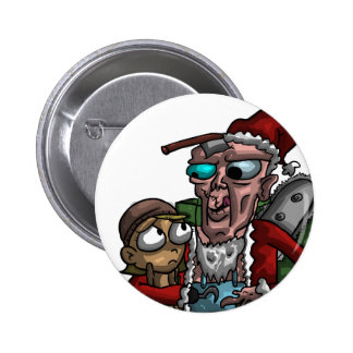Cannibale Claus Badges