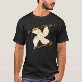 canot automobile une personnalité t-shirt