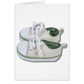CanvasBabyShoes101610 Carte De Vœux