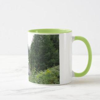 Canyon d'Agawa, Ontario, tasse de café de nature
