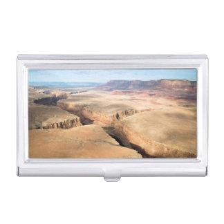 Canyon dans le canyon étui pour cartes de visite