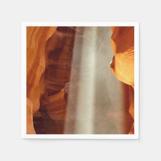 Canyon d'antilope serviettes en papier