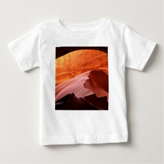 Canyon d'antilope t-shirt pour bébé