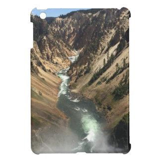 Canyon grand au parc de Yellowstone Coques Pour iPad Mini