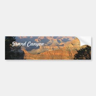 Canyon grand autocollant de voiture