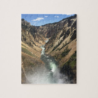 Canyon grand de parc de Yellowstone Puzzle