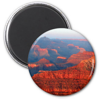 canyon grand magnet rond 8 cm