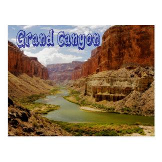 Canyon grand, point de Yaki, Arizona Etats-Unis Carte Postale