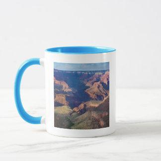 Canyon grand, traînée lumineuse d'ange mug