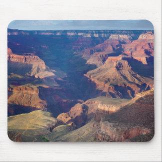 Canyon grand, traînée lumineuse d'ange tapis de souris