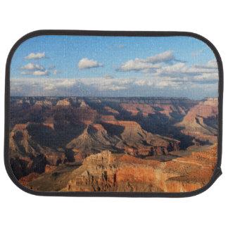 Canyon grand vu de la jante du sud en Arizona Tapis De Sol