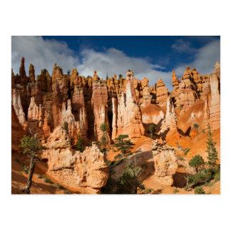 Canyon NP - carte postale de Bryce de jardin de la