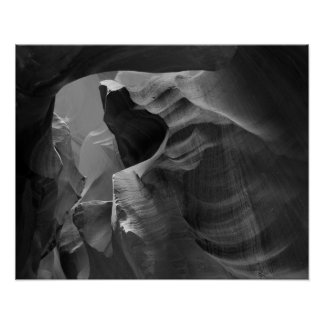 Canyon supérieur d'antilope, page, Arizona, Posters