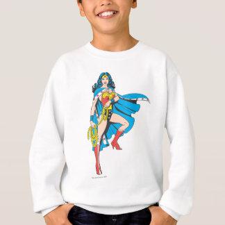 Cap de femme de merveille sweatshirt
