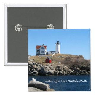 Cap léger Neddick Maine de protubérance Badge
