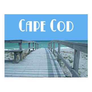 Cape Cod, carte postale du Massachusetts