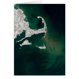Cape Cod, Martha's Vineyard et Nantucket Cartes