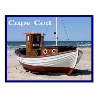 Cape Cod, Provincetown, carte postale du