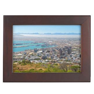 Cape Town, le Cap-Occidental, Afrique du Sud 3 Boîte À Souvenirs