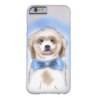Capinha de Cachorro Coque iPhone 6 Barely There