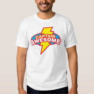 Capitaine Awesome T-shirts