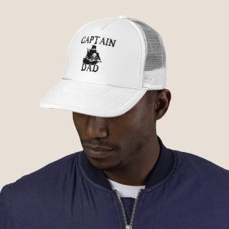 Capitaine Dad - casquette fantomatique de galion