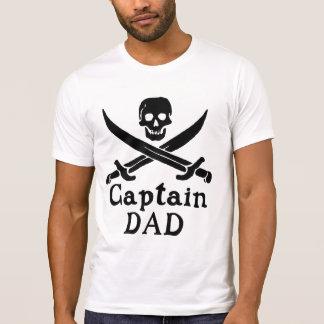 Capitaine Dad - classique T-shirt