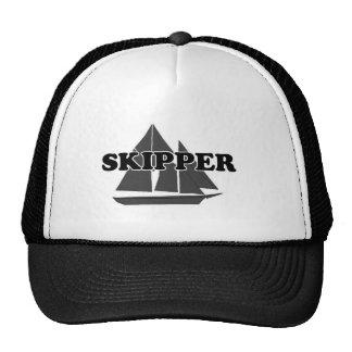 Capitaine de défibreurs casquette de camionneur