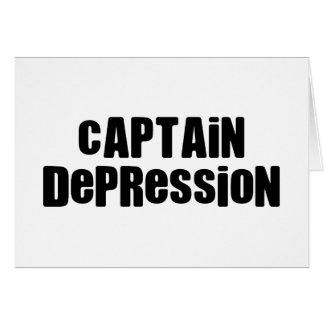 Capitaine Depression Cartes