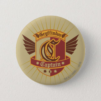 Capitaine Emble de Harry Potter | Gryffindor Badge