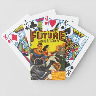 Capitaine Fure et les chiens de l'espace Jeu De Poker
