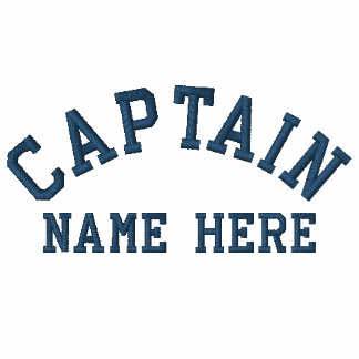 Capitaine - personnalisable polos