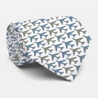 Capitaine Tie Armani Grey d'Avion d'avion d'avion Cravate