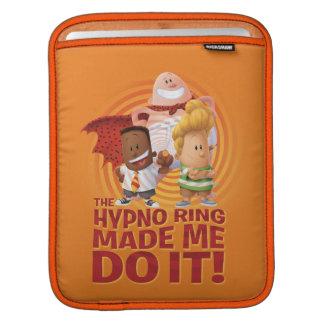 Capitaine Underpants   l'anneau de Hypno m'a Poches Pour iPad