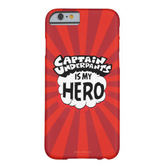 Capitaine Underpants   mon héros Coque iPhone 6 Barely There