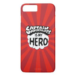 Capitaine Underpants   mon héros Coque iPhone 7 Plus