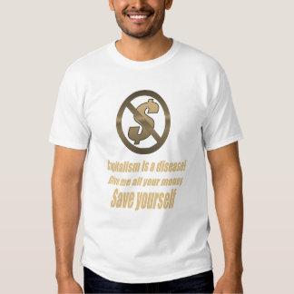 Capitalisme T-shirts