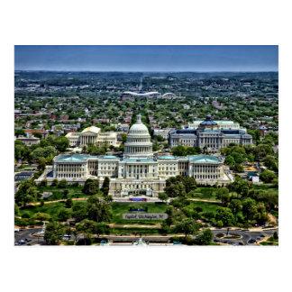 Capitol des Etats-Unis Carte Postale